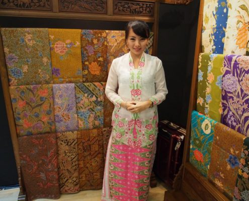 Thank-you for loving batik as much as I do.